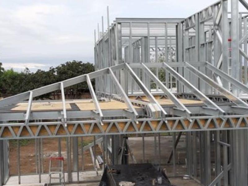 Seguridad Estructural Steel Framing - TERMOSTEEL | CONSTRUEX