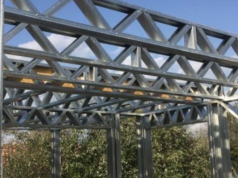 Tecnología Light Steel Framing - TERMOSTEEL | CONSTRUEX