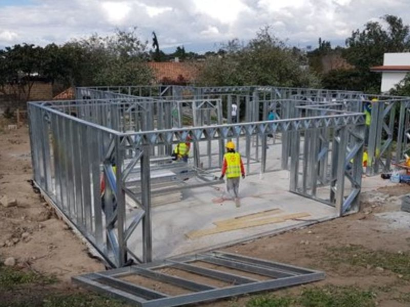 Estructuras Steel Framing - TERMOSTEEL | CONSTRUEX