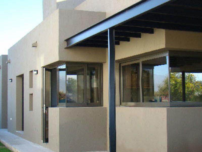 Aberturas de aluminio de alta prestación - Tecnalco | CONSTRUEX
