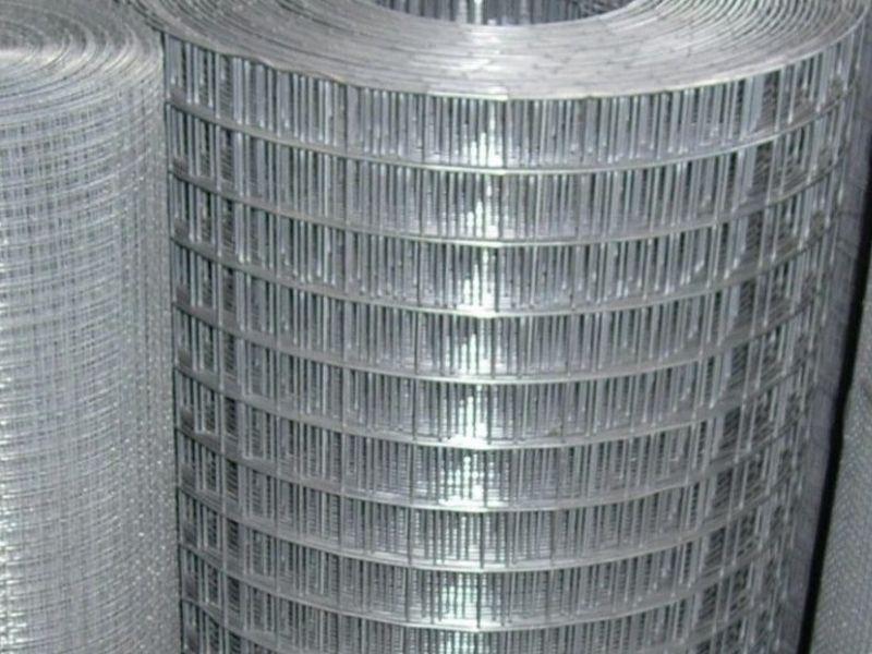Malla Electrosoldada - SERVI HIERROS S.R.L. | CONSTRUEX