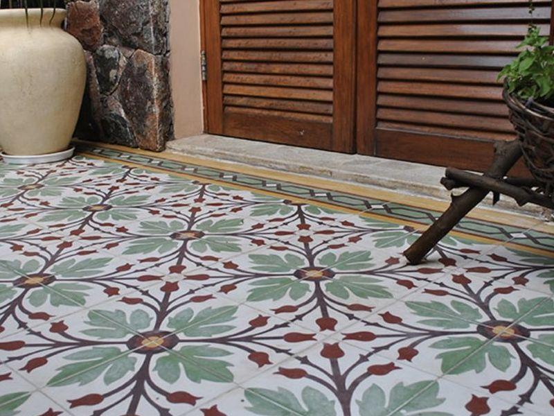Mosaico  de Granito Artesanal - BLANGINO SRL  | CONSTRUEX