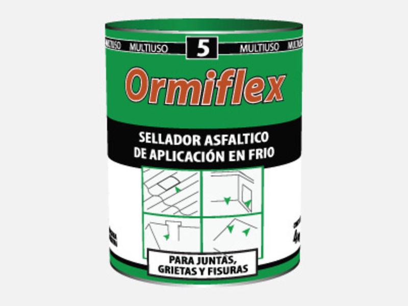Ormiflex 5 - EN FRÍO - Asfáltico