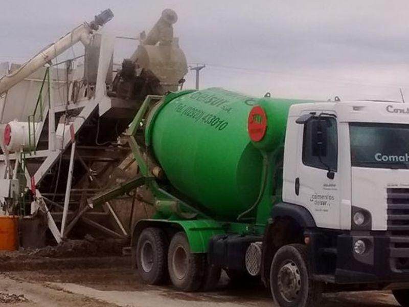 Cemento y Hormigón  para Grandes obras