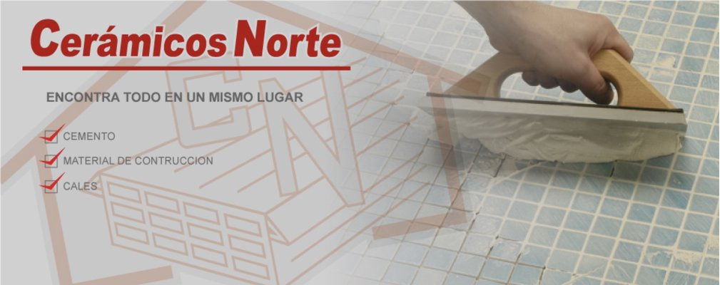 CERAMICOS NORTE | CONSTRUEX